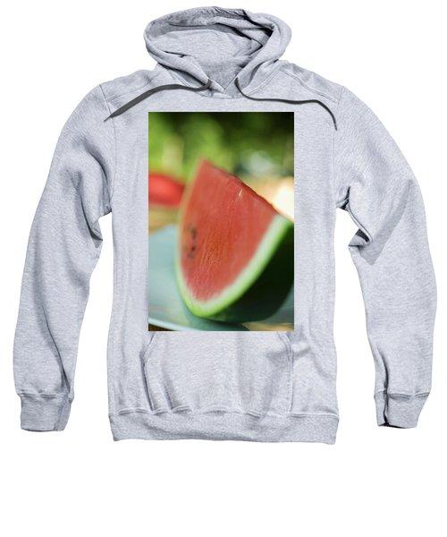 A Slice Of Watermelon Sweatshirt