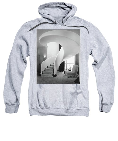 A Spiral Staircase Sweatshirt
