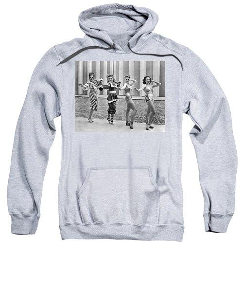 A Swimwear Fashion Show Sweatshirt