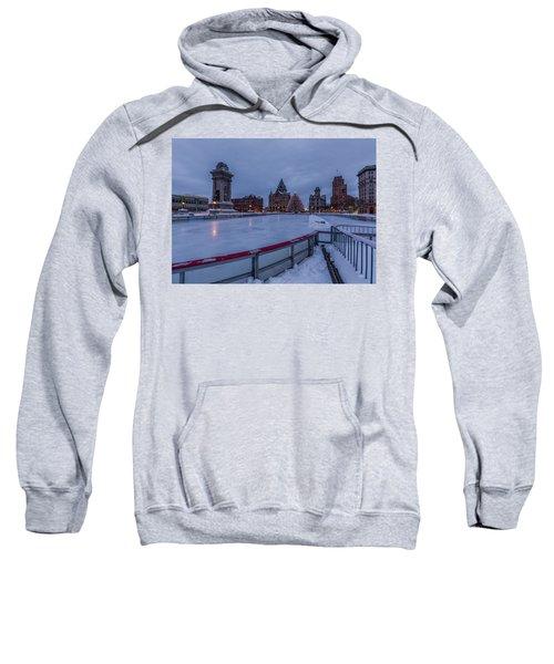 A Syracuse Christmas 2014 Sweatshirt