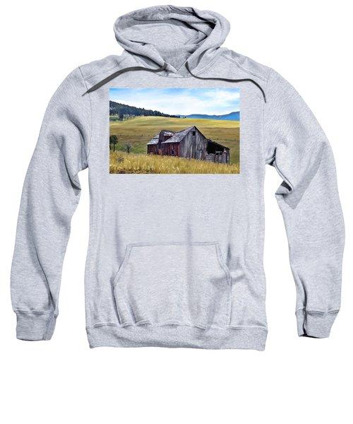 A Time In Montana Sweatshirt