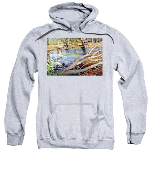 A Tree Falls Sweatshirt