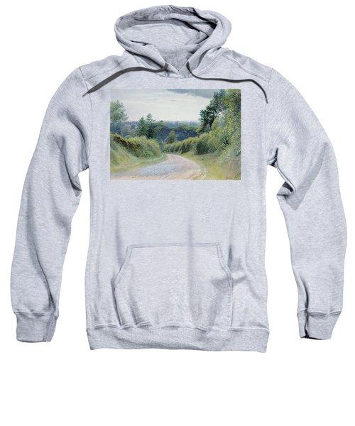 A Warwickshire Lane Sweatshirt
