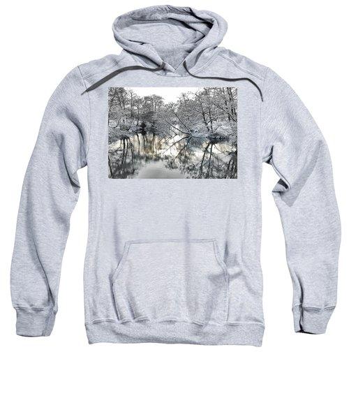 A Winter Scene Sweatshirt