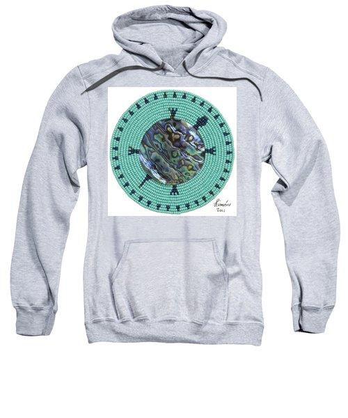 Abalone Shell Sweatshirt
