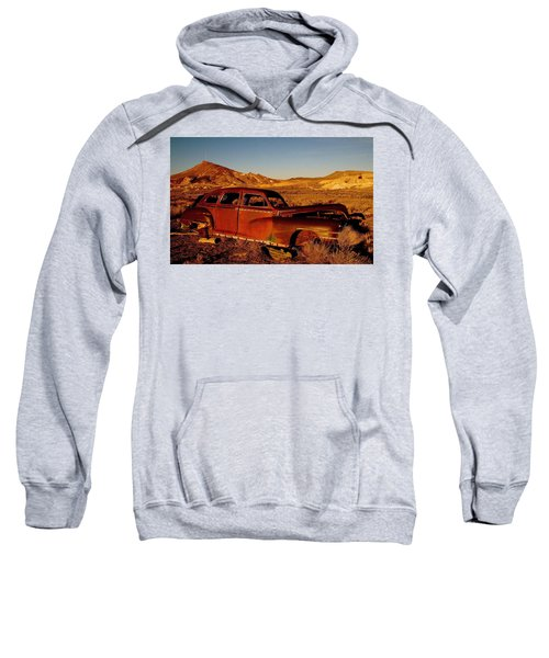 Abandoned And Forgotten Sweatshirt