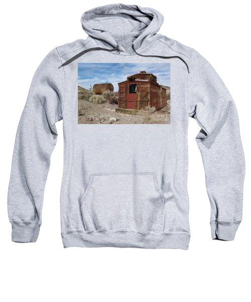 Abandoned Caboose Sweatshirt