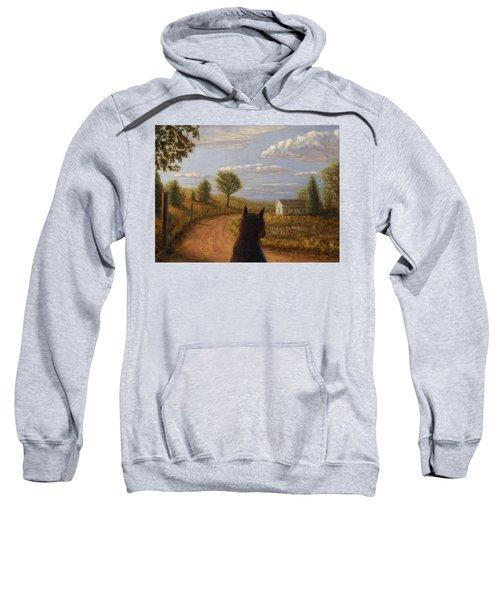 Abandoned House Sweatshirt