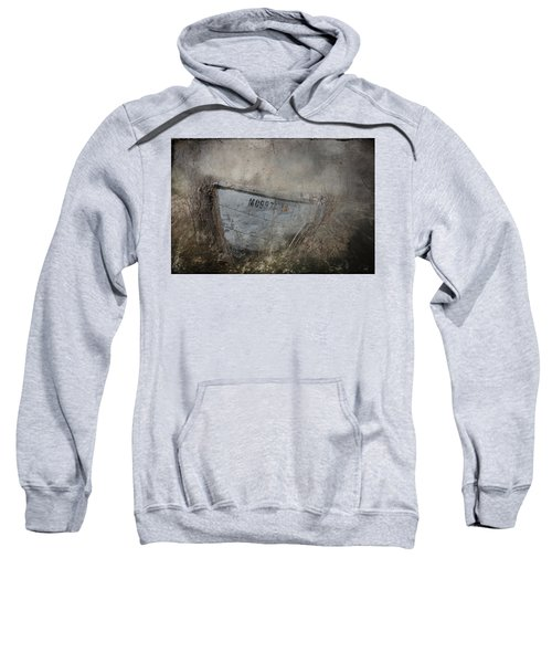Abandoned On Sugar Island Michigan Sweatshirt