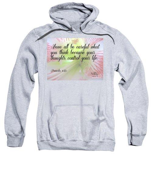 Above All Sweatshirt