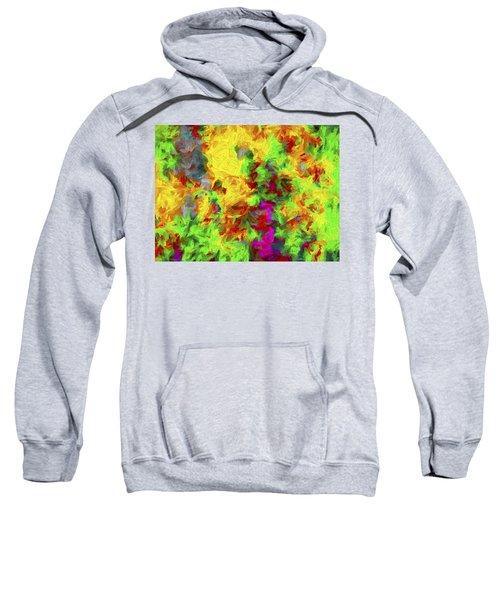 Abstract Arwork 11 Sweatshirt