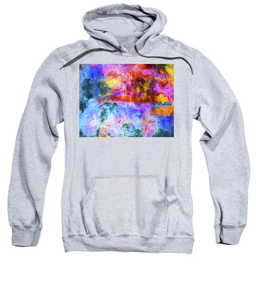 Abstract Artwork 20 Sweatshirt
