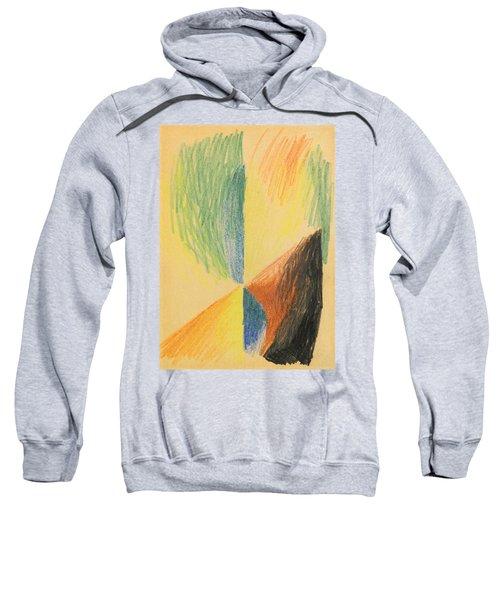 Abstract Forms Xiv Sweatshirt