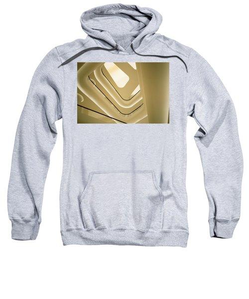 Abstract Geometry Sweatshirt
