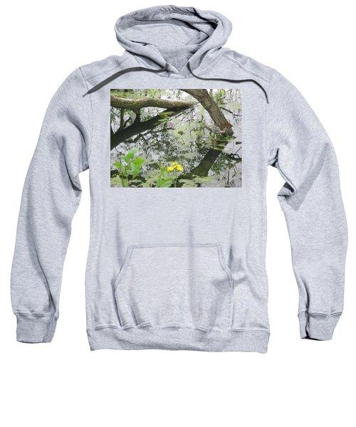 Abstract Nature 2 Sweatshirt