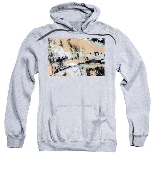 Abstract Original Painting Number Seven  Sweatshirt