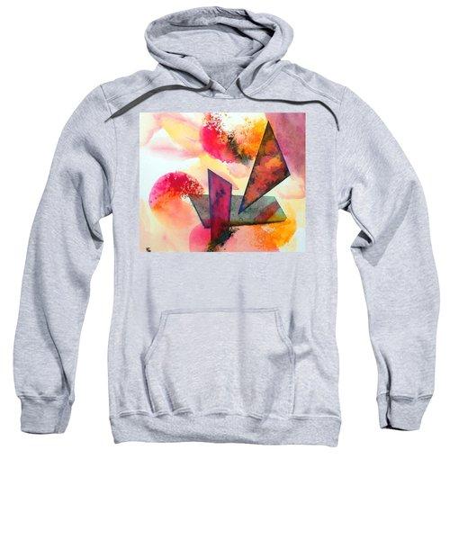 Abstract Shapes Sweatshirt