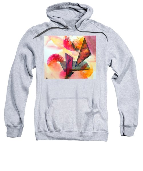 Abstract Shapes Sweatshirt