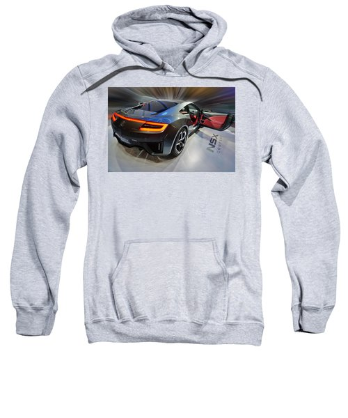 Acura N S X  Concept 2013 Sweatshirt