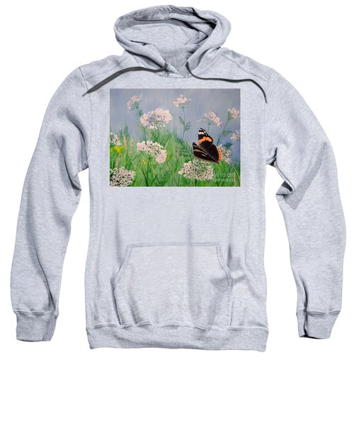 Admiral And Lace Sweatshirt