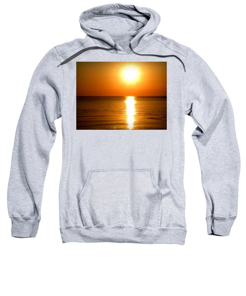 Aegean Sunset Sweatshirt