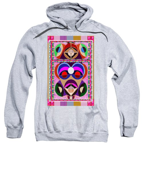 African Art Style Mascot Wizard Magic Comedy Comic Humor  Navinjoshi Rights Managed Images Clawn    Sweatshirt
