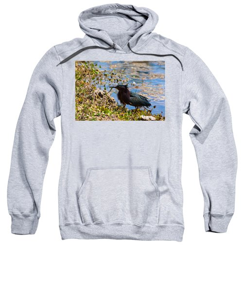 After Fishing Sweatshirt