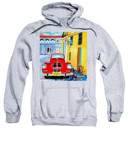 Afternoon In Havana Sweatshirt