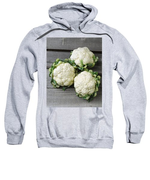 Agriculture - Fresh Heads Sweatshirt by Ed Young