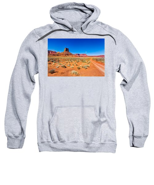 Airport Tower I Sweatshirt