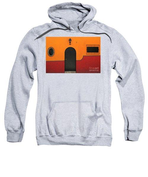 Ajijic Door No.4 Sweatshirt