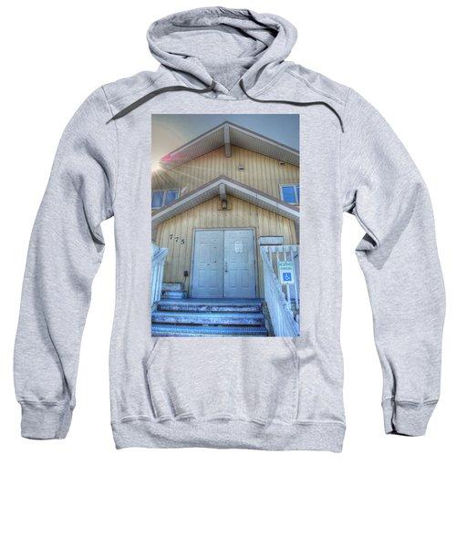 Alaskan Church Sweatshirt