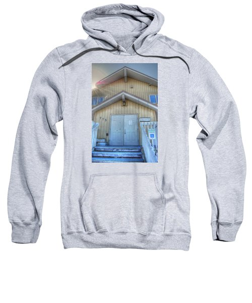 Alaskan Church Sweatshirt