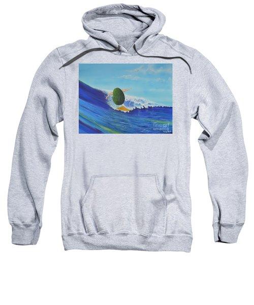 Alex The Surfing Avocado Sweatshirt