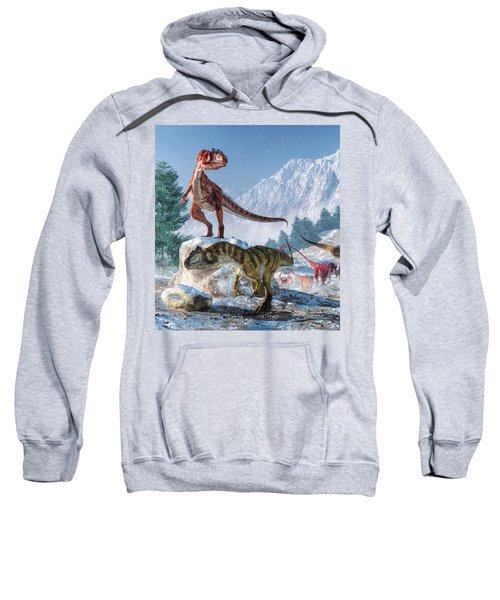 Allosaurus Pack Sweatshirt
