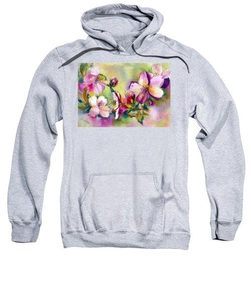 Almond Blossoms Sweatshirt