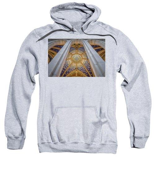 Almudena Cathedral Interior Sweatshirt