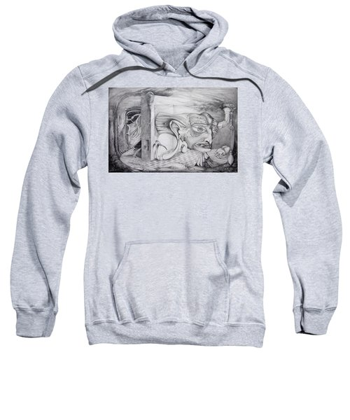 Alpha And Omega - The Reconstruction Of Bogomils Universe Sweatshirt