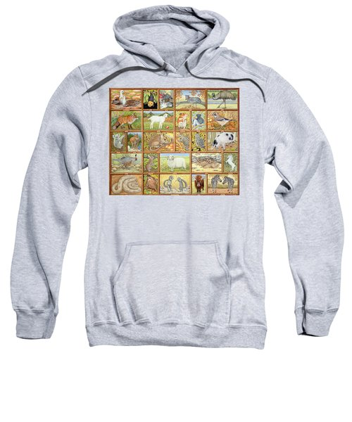 Alphabetical Animals Sweatshirt