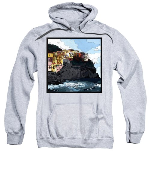 Manarola W/hidden Pictures Sweatshirt