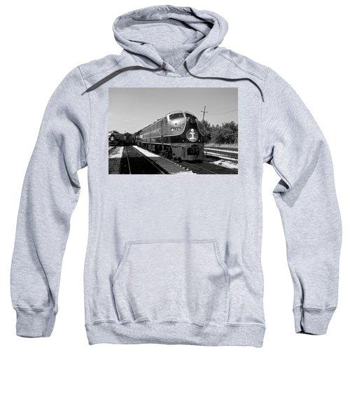 Amazing Trainyard Sweatshirt