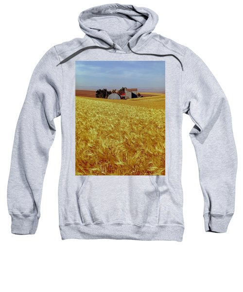 Amber Waves Of Grain - V Sweatshirt
