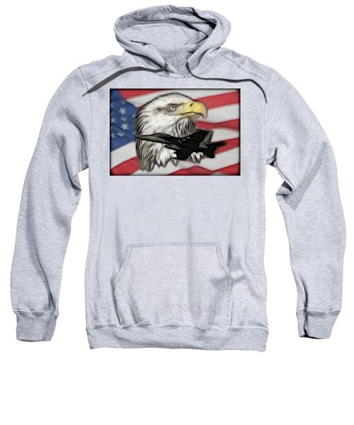 American Flying Eagle Sweatshirt