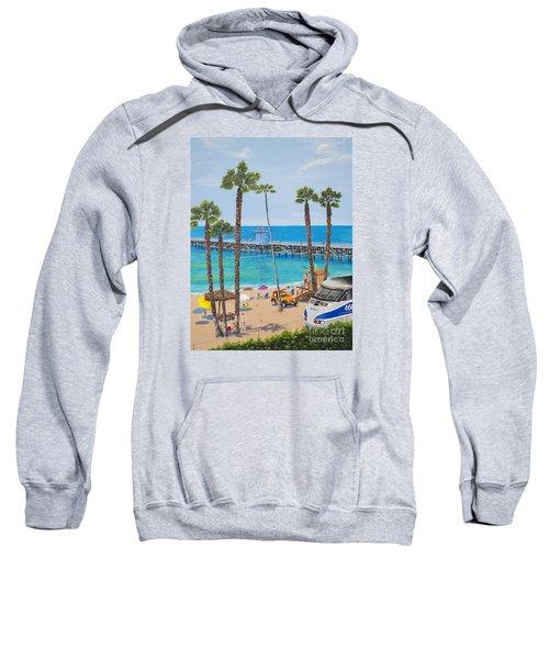 Perfect Beach Day Sweatshirt