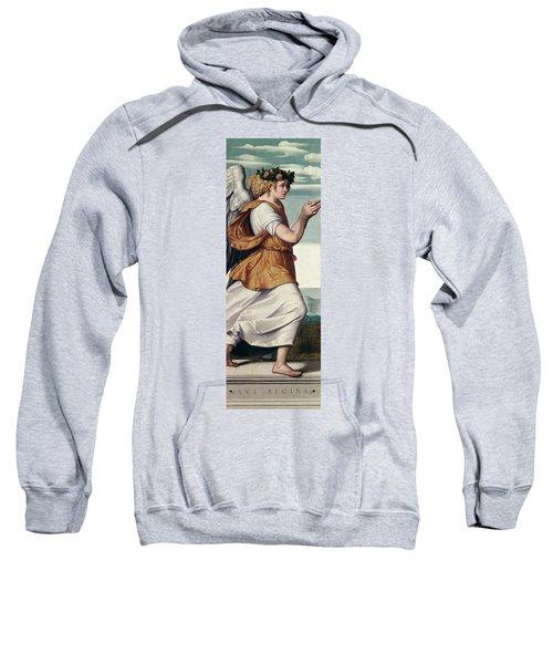 An Angel Sweatshirt