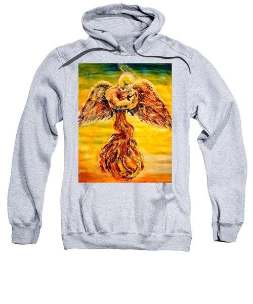 An Angels Love Sweatshirt