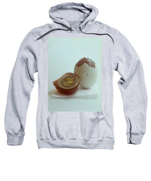 An Egg Sweatshirt