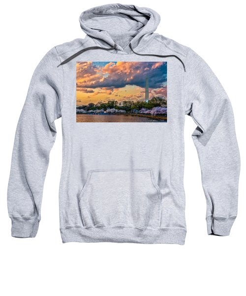 An Evening In Dc Sweatshirt