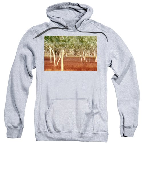 And The Trees Danced Sweatshirt