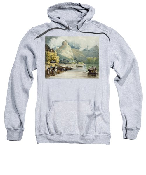 Andely, From Views On The Seine Sweatshirt